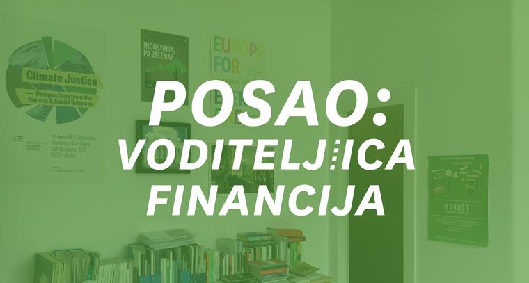 IPE traži voditelj⁞icu financija!