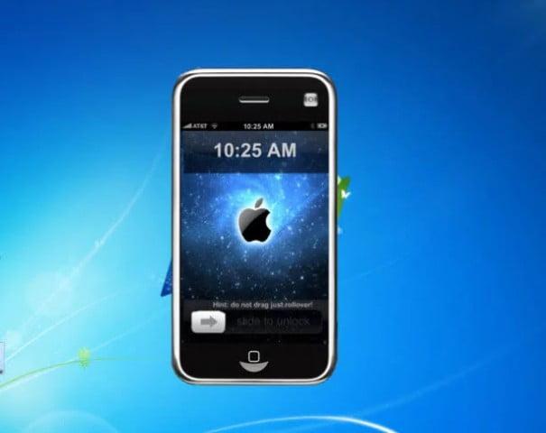 iPhone Emulator for Windows