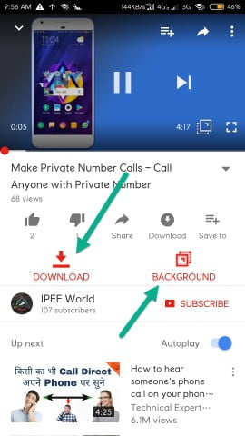download youtube videos with ogyoutube