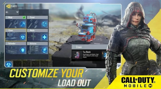 call of duty emulator for pc