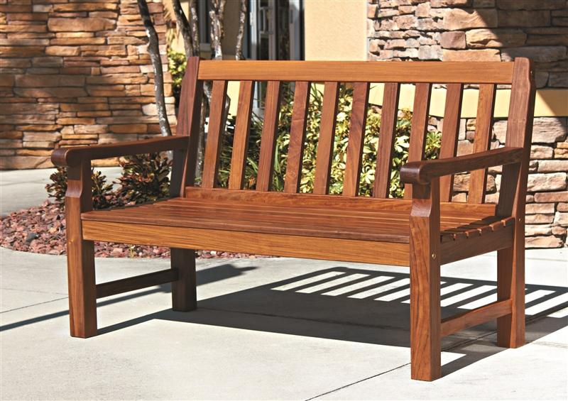 Ipe Wood Outdoor Furniture