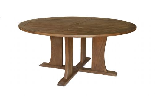 70 Inch Round Dining Table Ipe Furniture