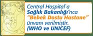 en sosyal hastane, central hospital