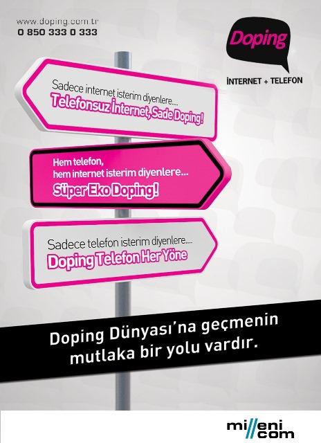 doping internet
