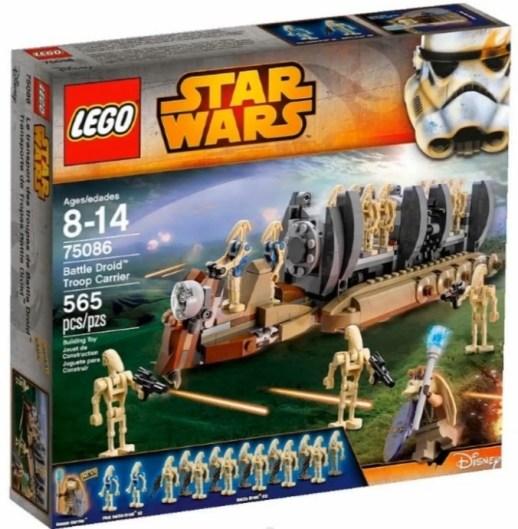 Star Wars Droid Nakil Aracı