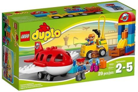 lego duplo uçak havaalanı
