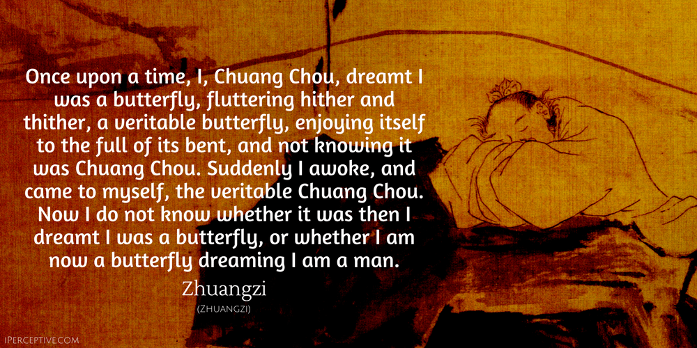 Zhuangzi Quotes Iperceptive