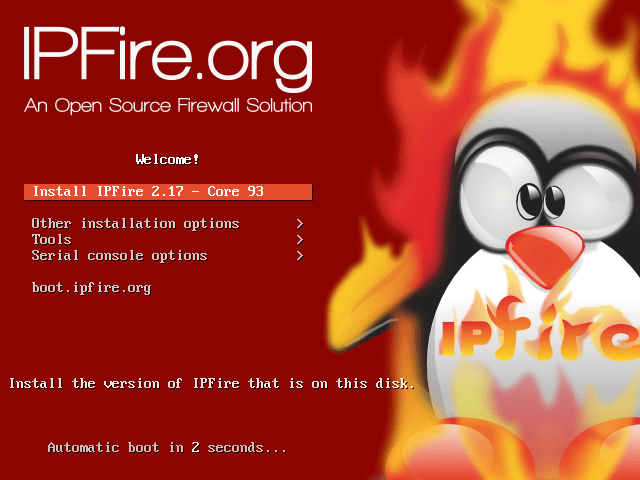 How To Install or Setup IPFire Firewall