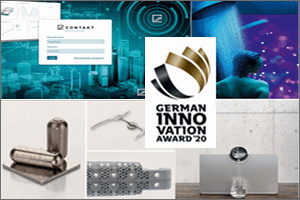 Four German Innovation Awards for IP-Design case studies in 2020