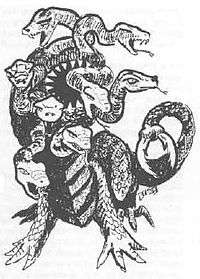 List of Advanced Dungeons & Dragons 2nd edition monsters