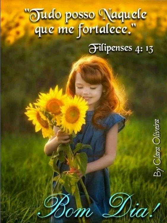 Bom dia com versículo