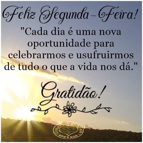Mensagem de gratidão
