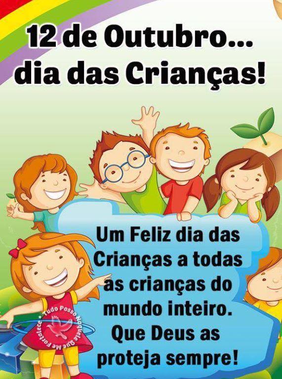 Feliz dia as crianças do mundo