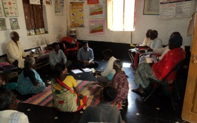 """""""If I buy medicine, then I can't afford to pay my children's fees"""":  Story  of a diabetes patient from rural India"""