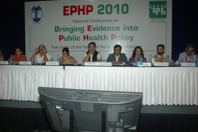 EPHP 2010 - National Conference