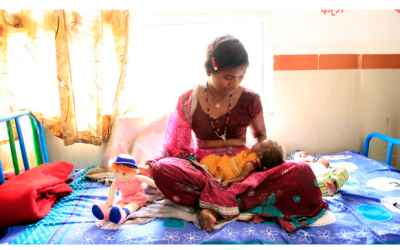 Breastfeeding practices and child nutrition in India: By Manoj Kumar Patti