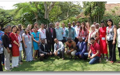 Training Team Members at IPH Attended Eighth Annual LINQED Workshop in Uganda