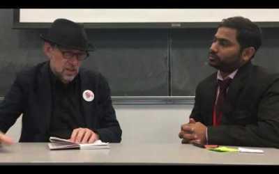 HSG Speaks: Interview with Wim Van Damme by Manoj Kumar Pati