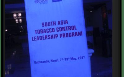 South Asia Tobacco Control Leadership Program