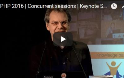 EPHP 2016 | Concurrent sessions | Keynote Speaker | Bruno Marchal
