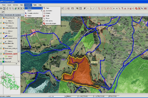 GIS Mapping of Private Sector Medical Facilities in Karnataka