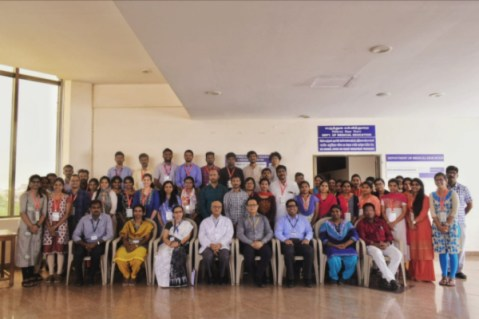 Workshop on Tobacco Control, JIPMER 2019