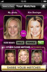 A Qui Je Ressemble ? : ressemble, Application, IPhone, Gratuite, Trouvez, Quelle, Célébrité, Ressemblez