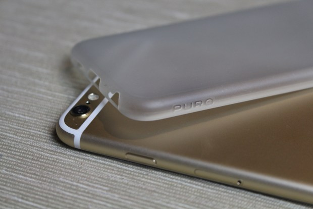 Puro UltraSlim iPhone 6 Cover