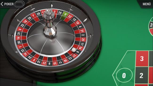 Roulette auf eine zahl