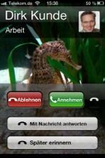 iOS 6 Telefon