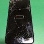 【修理実績No.279】iPhone6のフロントパネルガラス割れ&バッテリー交換