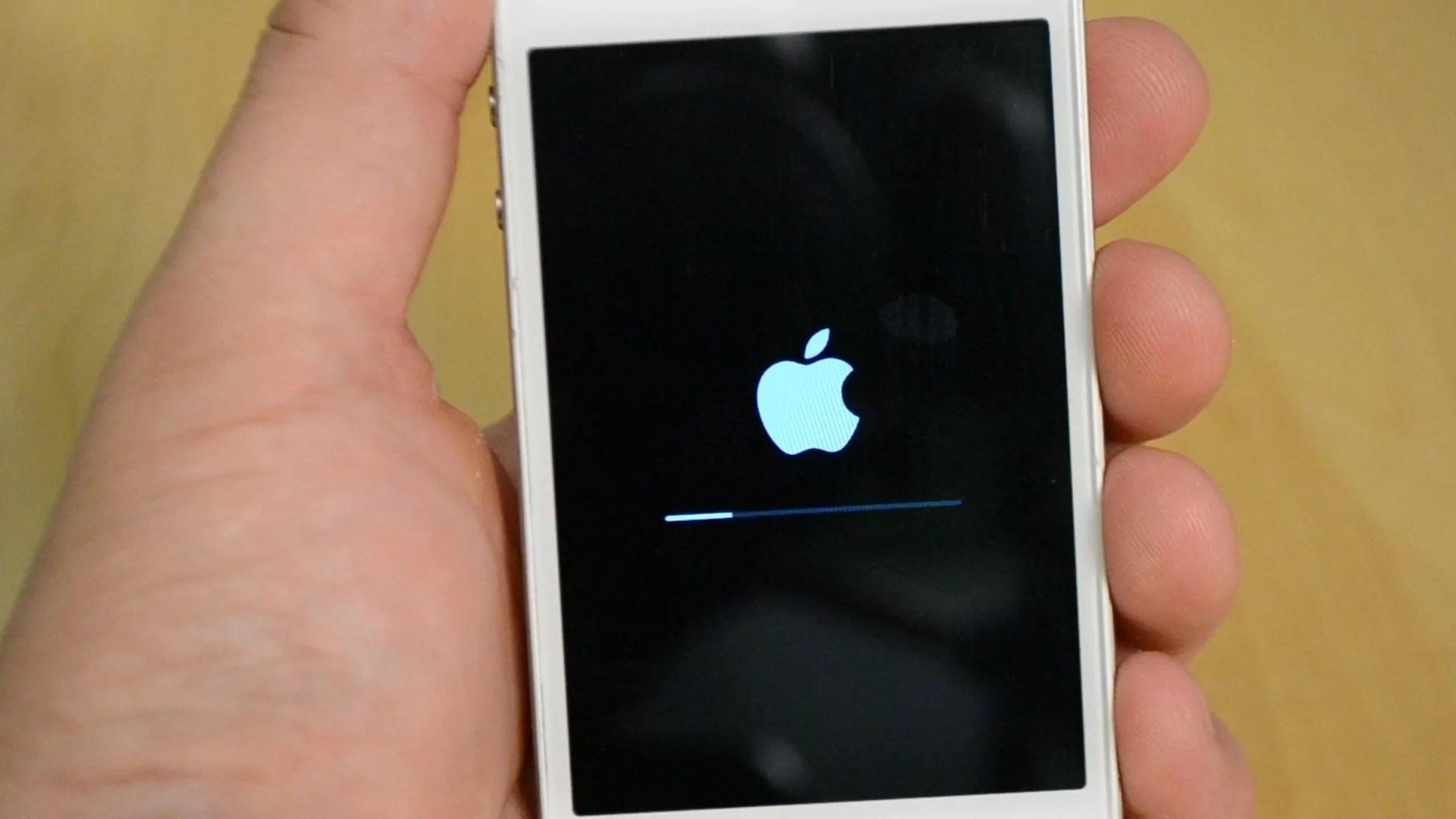 Đặt lại cài đặt iPhone