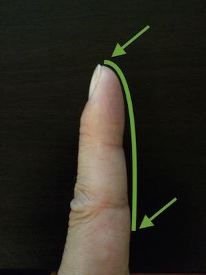 指紋 指画像