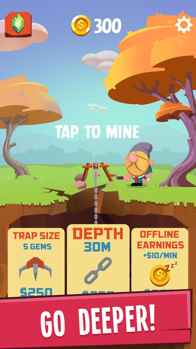 diggy diggy miner app