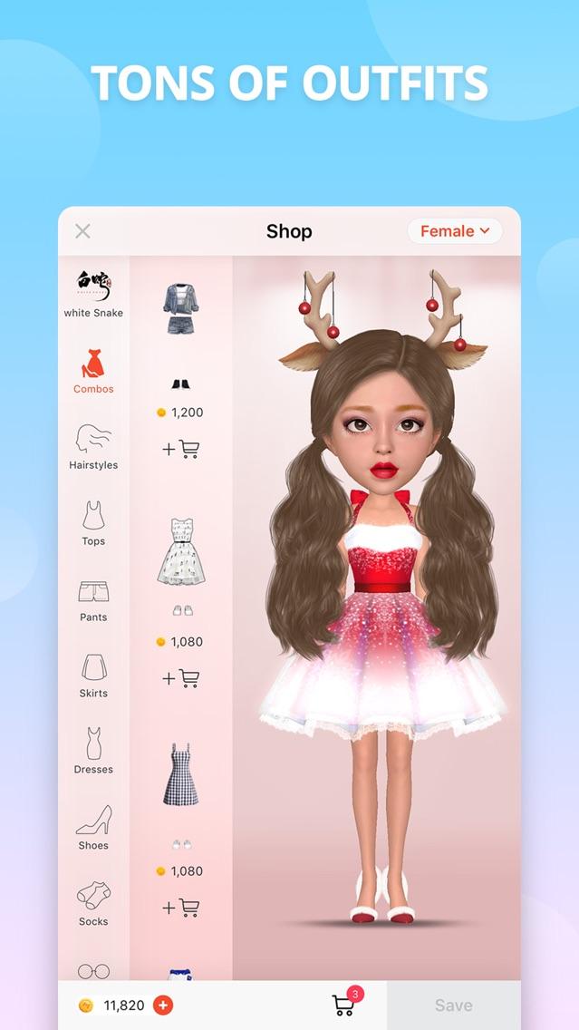 myidol 3d avatar creator