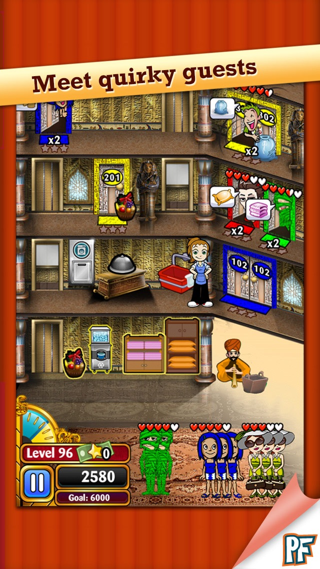 Download Hotel Dash : download, hotel, Hotel, Deluxe, IPhone, Download, AppPure
