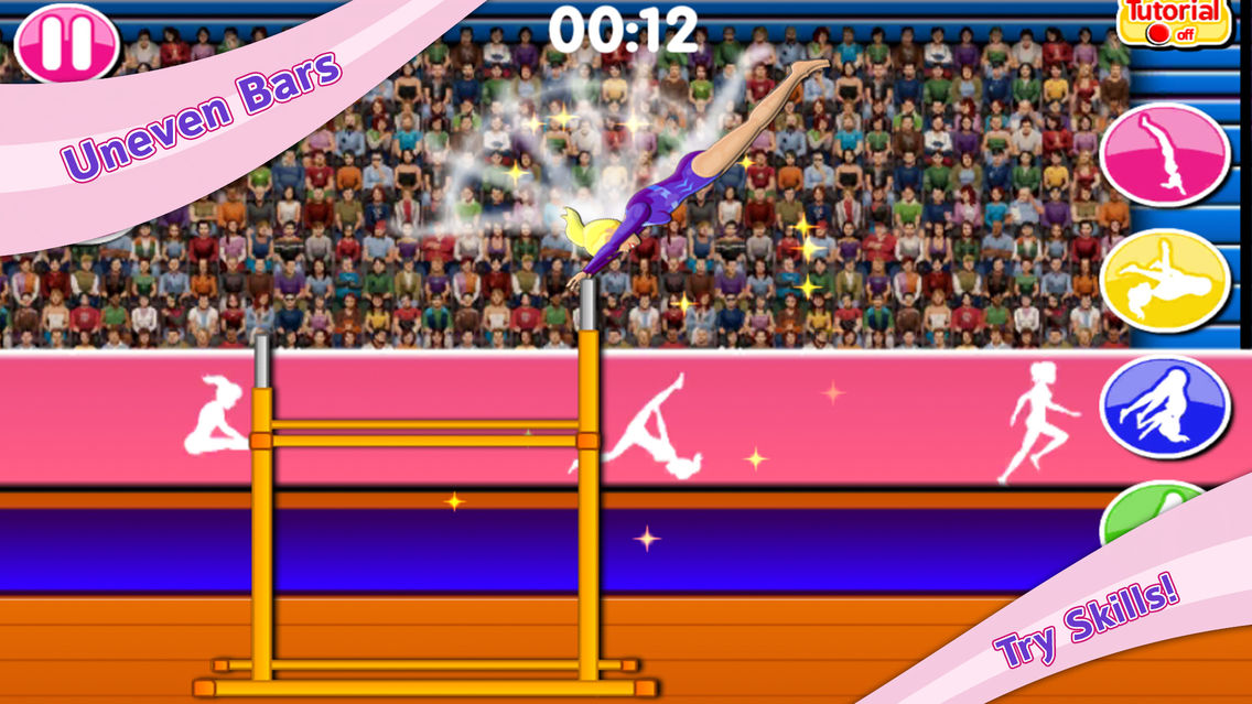 elite gymnastics events games