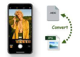 كيفية حفظ الصور بتنسيق JPG على iPhone