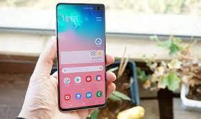 الحصول على تحديث تصحيح أمان AndroidلهواتفSamsung Galaxy S10