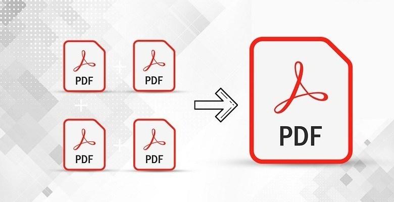 كيفية دمج ملفات PDF
