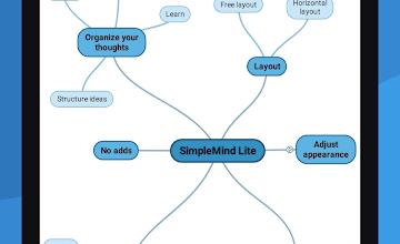 تحميل تطبيق SimpleMind Lite
