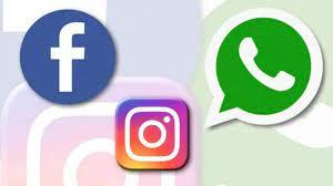 Facebook و WhatsApp و Instagram تتراجع عالميًا