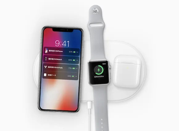 AirPower iPhone X