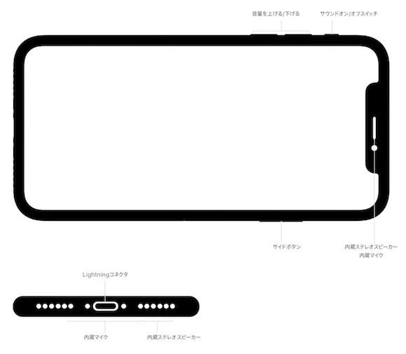 ee37adc1a6 iPhoneXでスピーカーの不具合が一部で発生!音楽再生やスピーカーホン ...