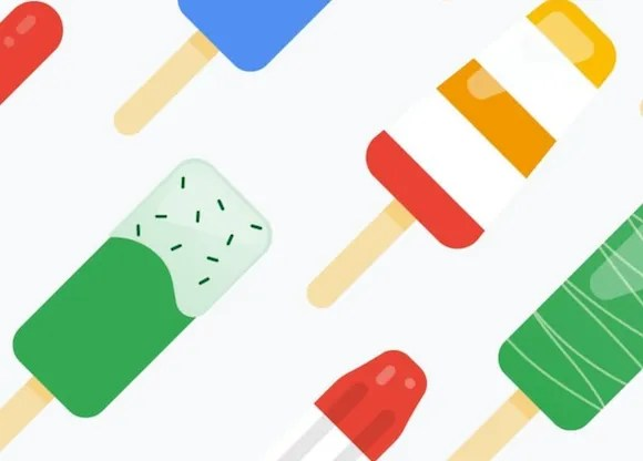 Google 壁紙