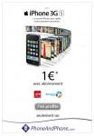 iPhone 1 euro