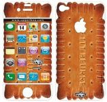 coque biscuit petit beurre LU pour iPhone