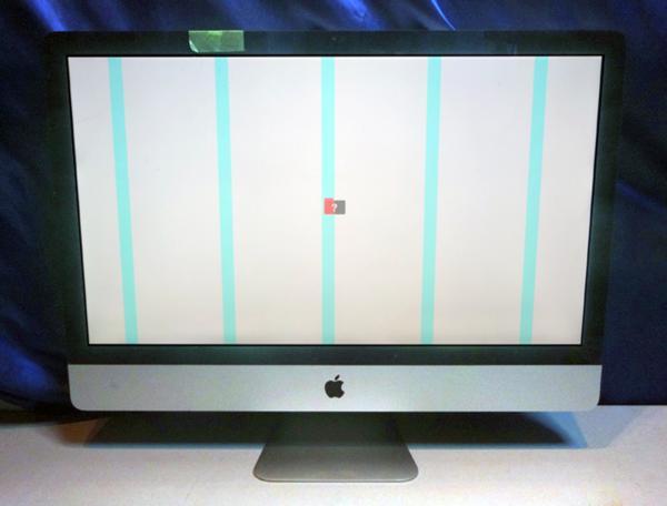 画面割れ、iMac、買取