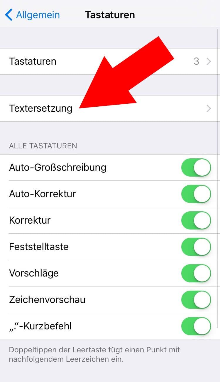 Mittelfinger Smiley bei WhatsApp  auf dem iPhone nutzen