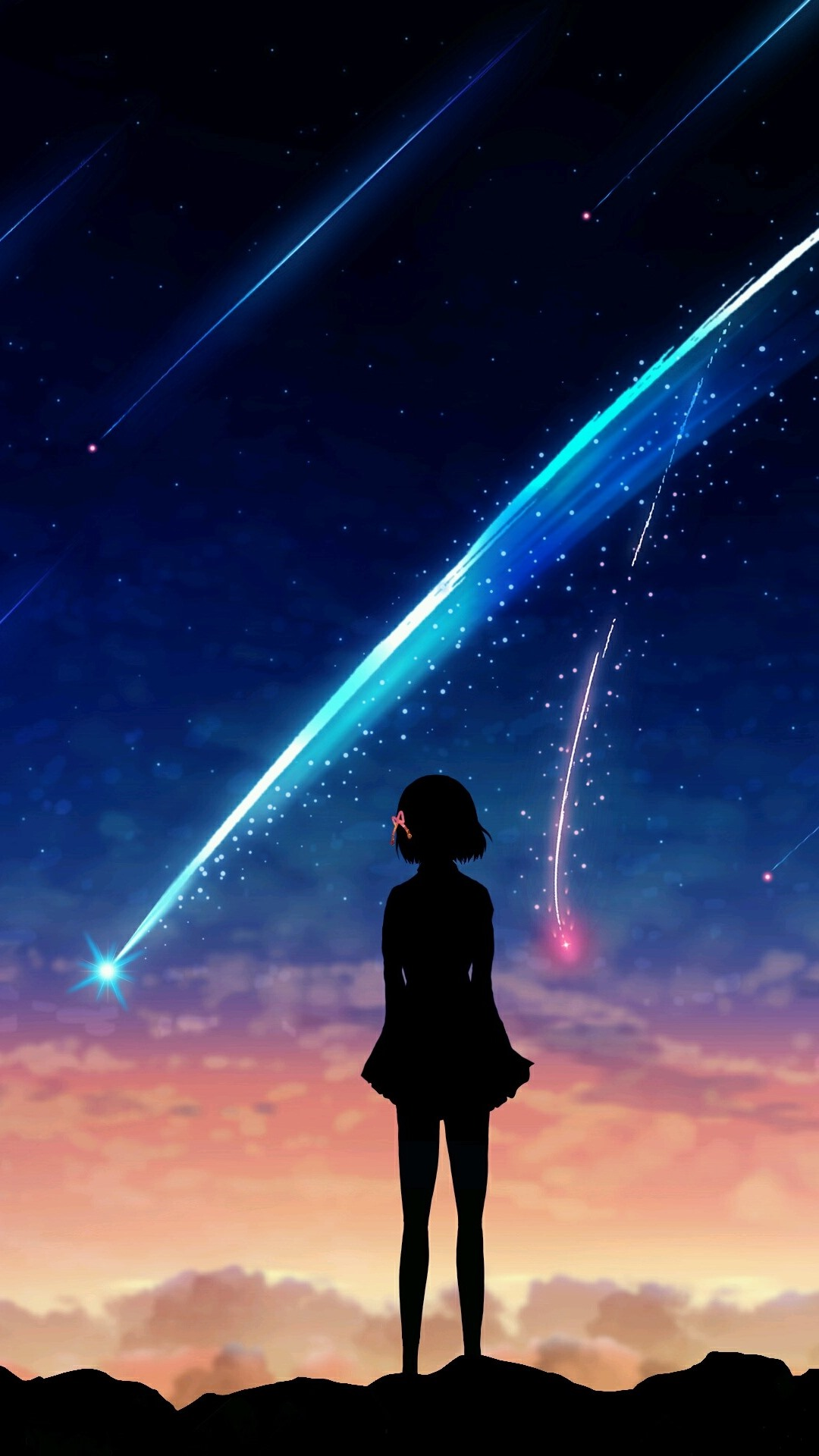 Your Name Wallpaper Iphone Xr : wallpaper, iphone, Pengetahuan, Anime, Iphone, Wallpaper